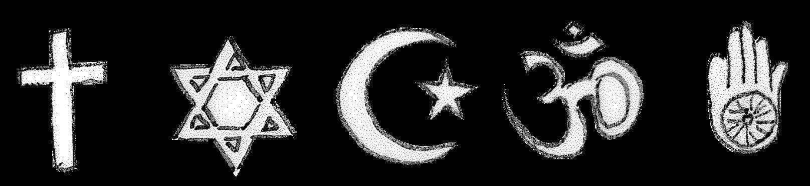 some world religious symbols