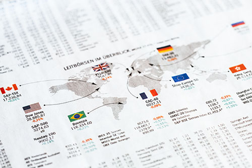 Business, banking and financial translation services